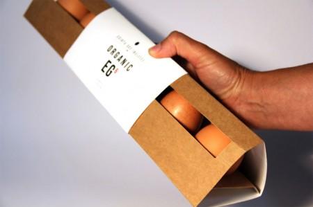 Як студенти придумали пакувати харчові яйця