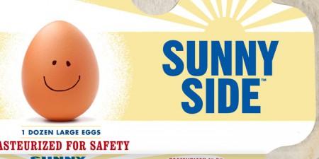 """Упаковка яєць """"Sunny Side"""""""