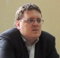 Євген Ніколаєв, канд. екон. наук, доцент кафедри політичної економії